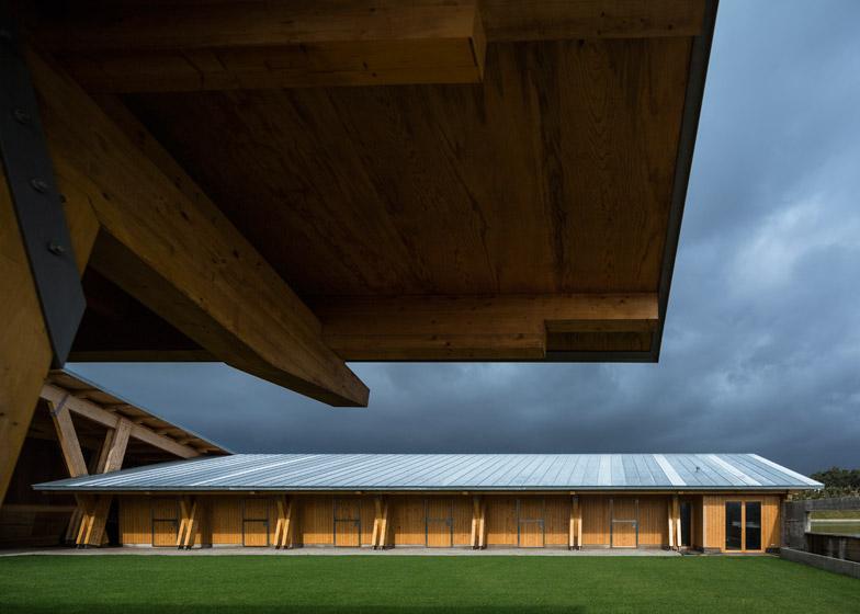 Equestrian Centre by Carlos Castanheira & Clara Bastai