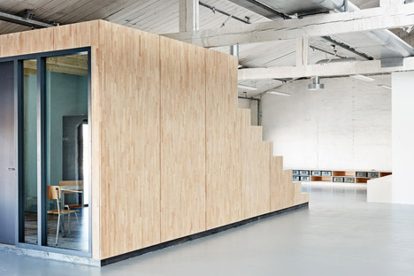 Fairphone Head Office, Amsterdam by Melinda Delst