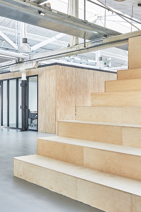 Fairphone Head Office, Amsterdam by Melinda Delst