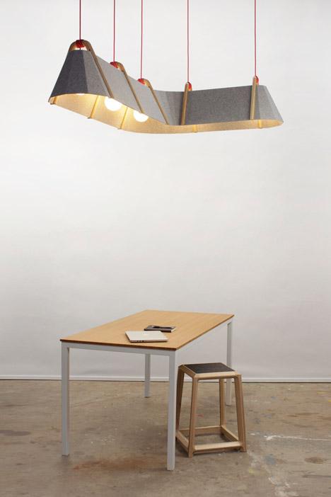Frankie Pendant Corner Module by Designtree