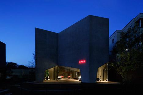 GRAZ by NAP Architects