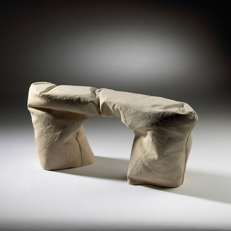 FT Bench by Faye Toogood and Lapicida