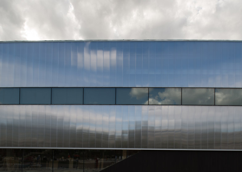 Garage Museum of Contemporary Art by OMA