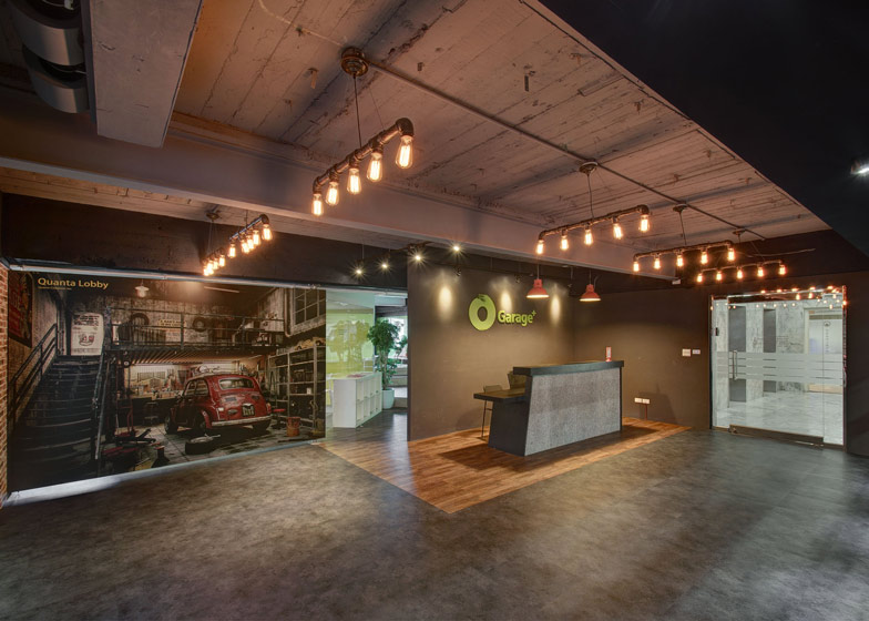 Garage And Office Design By XYI 5 Of 14