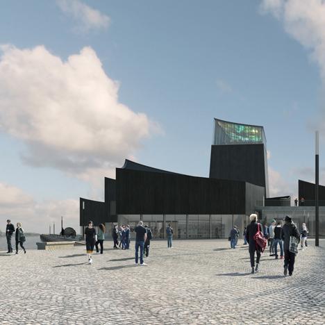 Guggenheim Helsinki Moreau Kusunoki Architectes