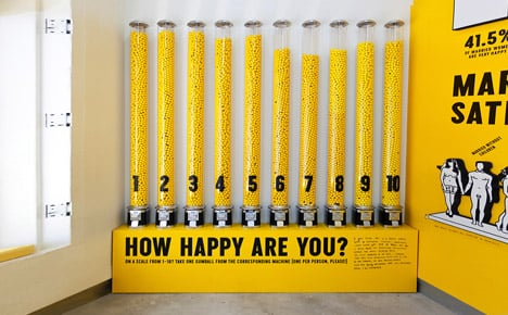 The Happy Show exhibition at the Institute of Contemporary Arts