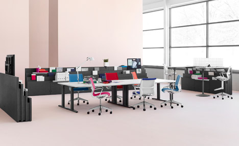 High Quality Metaform Portfolio Office Furniture By Herman Miller