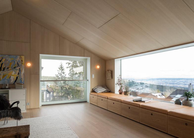 House Linnebo by Schjelderup Trondahl