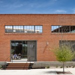 Overland Partners transforms a San Antonio warehouse into a lofty studio