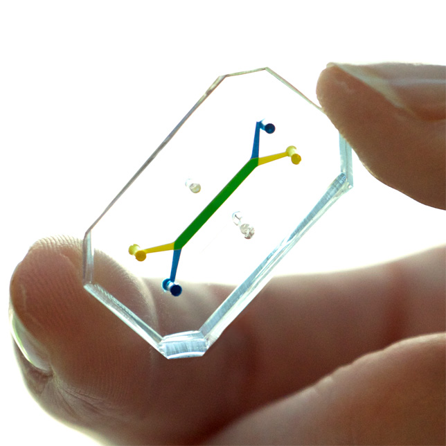 Human Organs-on-Chips by the Wyss Institutue, Harvard University