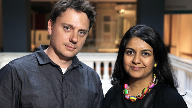 Jon Arden and Anab Jain of Superflux