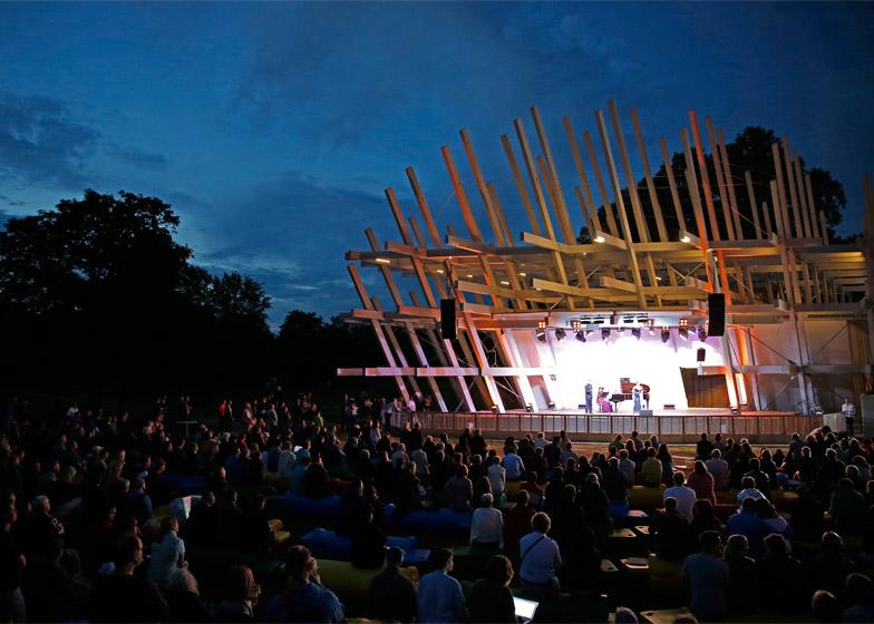 Jubilee Pavillon KA300 by J Mayer H