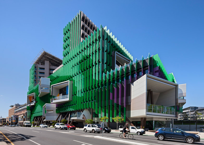 Lady Cilento Childrens Hospital by Lyons
