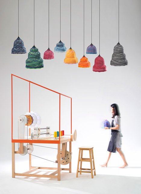 Lanna Factory lamps