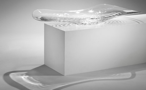 Liquid Glacial by Zaha Hadid