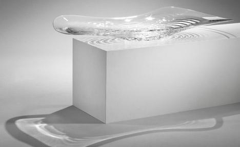 Liquid Glacial by Zaha Hadid