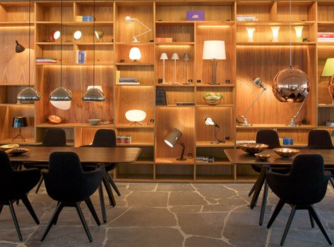 Loja Lumini shop by Studio MK27