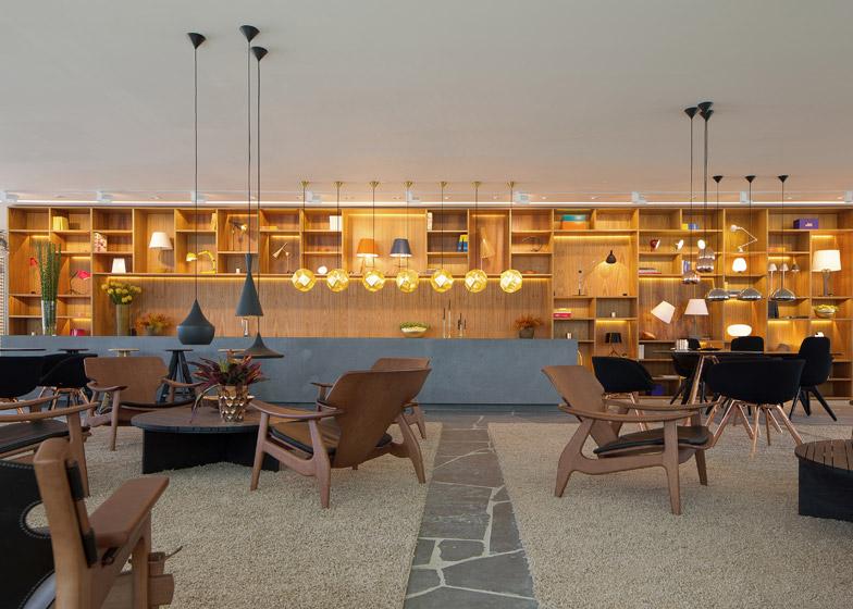 Loja Lumini shop by Studio MK27