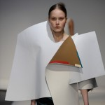 Dezeen's top four collections from this year's London College of Fashion graduates