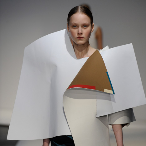 London College of Fashion BA 2015 Chun Yin Mok
