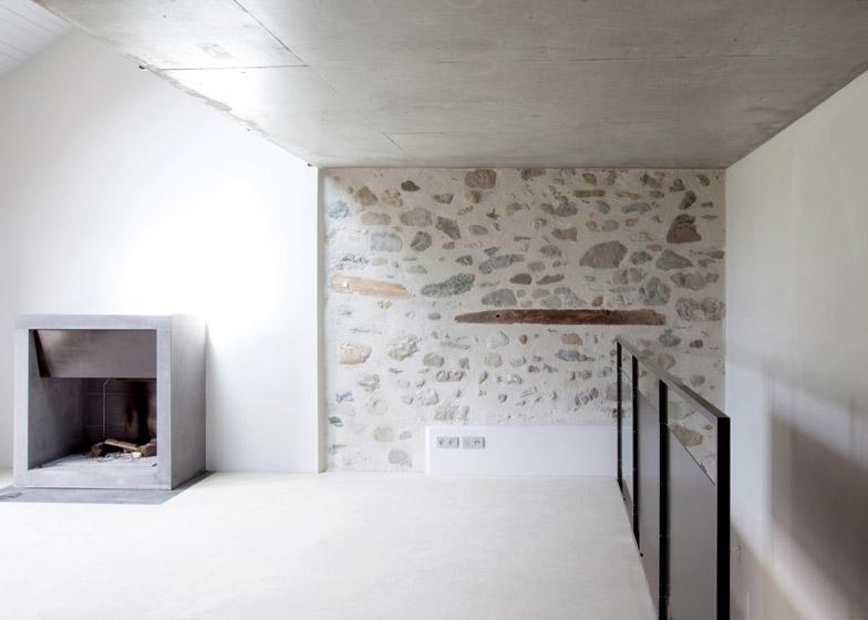 Maison à Douvaine by Frei Rezakhanlou Architects