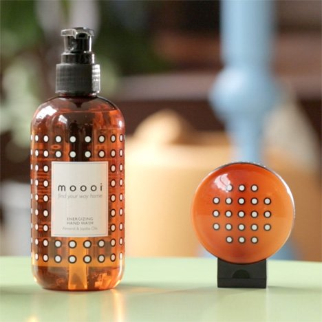 Moooi launches range of hotel soaps and shampoos to extend its brand