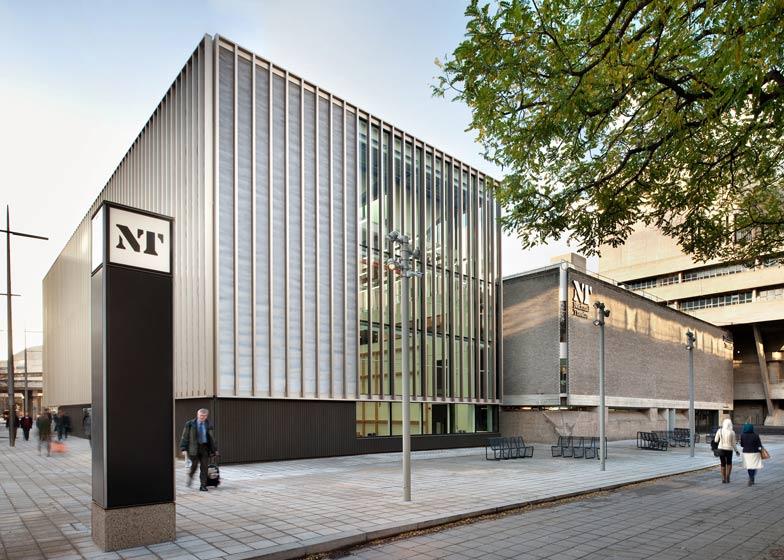 National Theatre (NT Future) by Haworth Tompkins