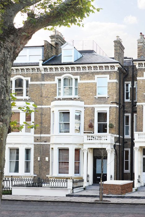 London Atelier Refurbishes Victorian House In Maida Vale