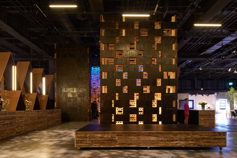 Outpost Basel by Olson Kunding at Design Miami/Basel