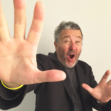 "LED technology means designers are ""obliged to redesign all lights"" says Philippe Starck"