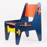 Play exhibition presents Modernist toys at a London furniture showroom