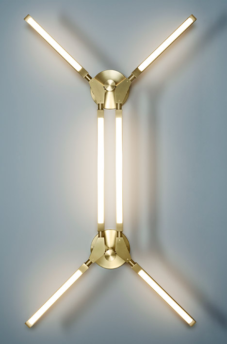 Pris by Pelle & Pelle unveils stick-style lighting that can take multiple forms azcodes.com