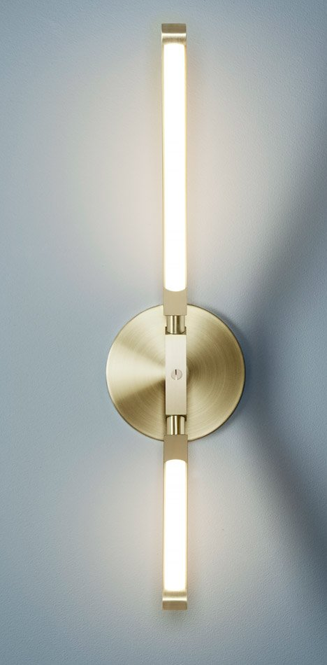 pelle unveils stick style lighting that can take multiple forms