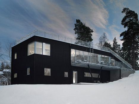 Pulkabacken by Streetmonkey Architects