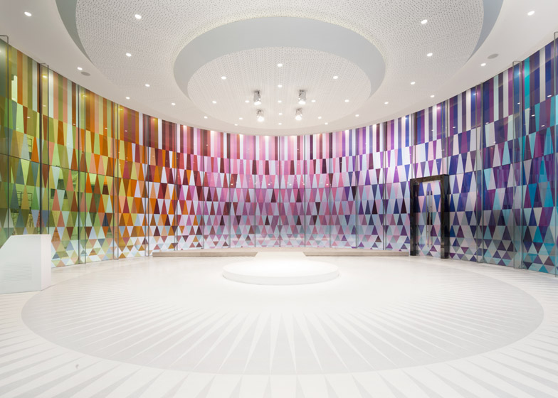 Rainbow Chapel by Coordination Asia