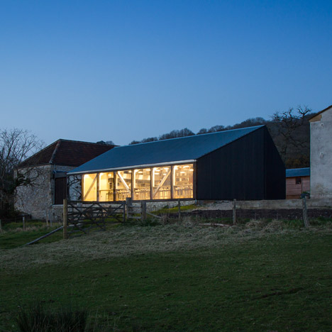 Satellite Architects adds a new cookery school to the River Cottage headquarters