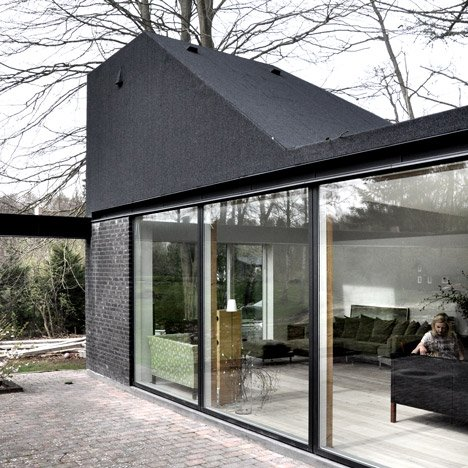 Roof House by Leth and Gori