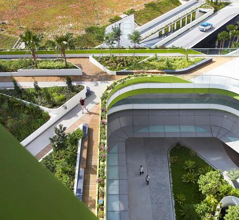 Singapore University of Technology &amp Design by UNStudio