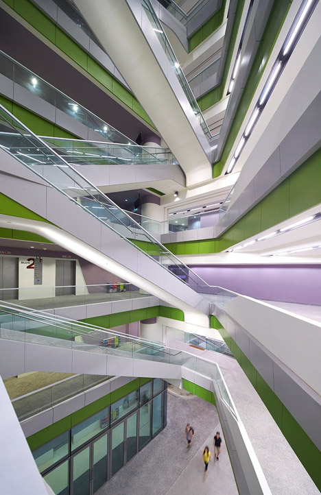 Singapore University of Technology &amp Design by UNStudio