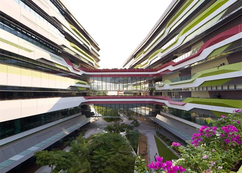 Singapore University of Technology & Design by UNStudio