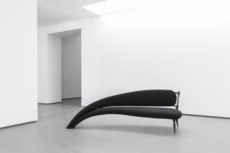 Sebastian Brajkovic at Carpenters Workshop Gallery