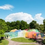 Serpentine Gallery Pavilion is an experiment with plastic, says SelgasCano