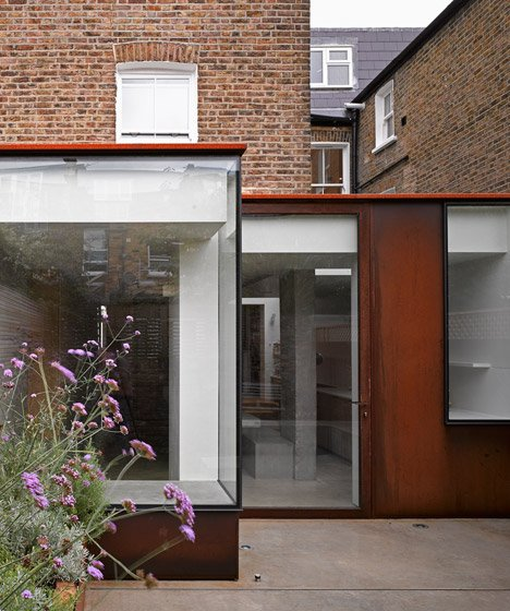 Shepherd's Bush House by McLaren.Excell