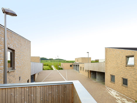 Social Housing Project by VOLT architects