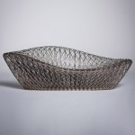 Janne Kyttanen builds 3D-printed sofa from a minimal mesh