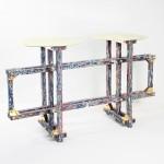 Jorge Penadés creates furniture from waste leather