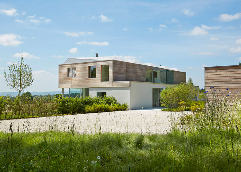 Sussex House by Wilkinson King Architects