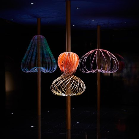 Designers of the Future reveal interactive jellyfish and tools for space exploration
