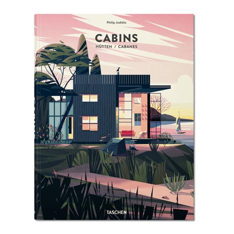 Taschen Cabins book competition