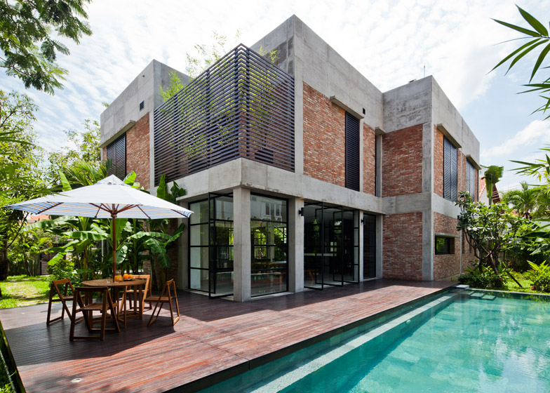Thao Dien House by MM+